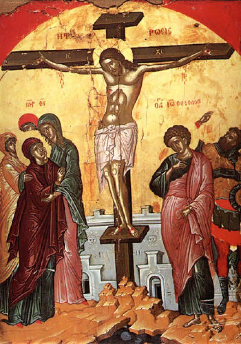 Ακολουθία της Αποκαθηλώσεως στον Λόφο της Παναγίας Ξενιάς