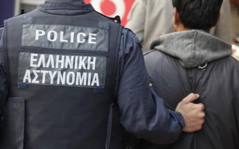 Σύλληψη 32χρονου για κλοπή σε κατάστημα