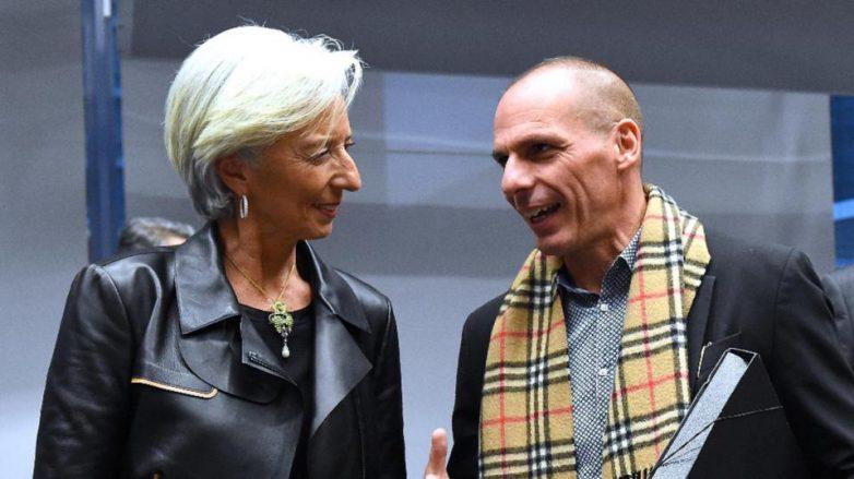 Λαγκάρντ-Βαρουφάκης: η αβεβαιότητα δεν συμφέρει την Ελλάδα