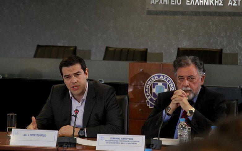 Τσίπρας: Η Ελληνική Δημοκρατία δεν εκβιάζεται