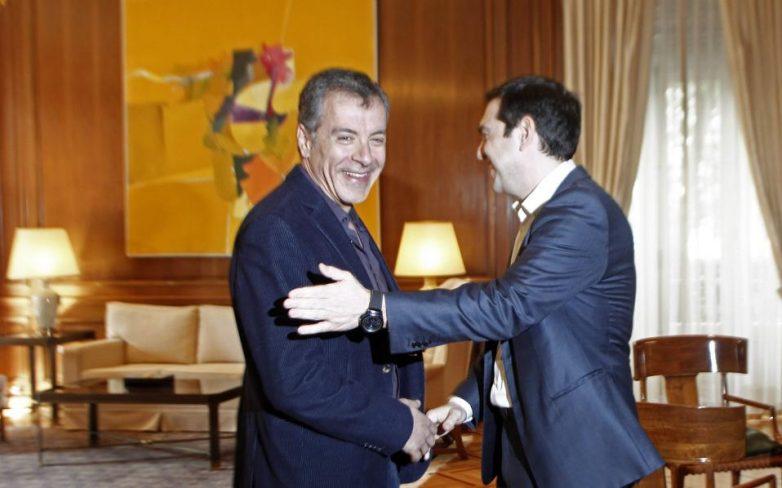 FT: Διάσπαση του ΣΥΡΙΖΑ και συνεργασία με ΠΑΣΟΚ και Ποτάμι