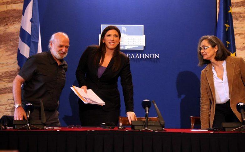 Κωνσταντοπούλου: «Η Επιτροπή για το χρέος συγκεντρώνει τα πυρά όσων απειλούνται»