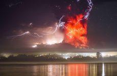 Χιλή: Ανενεργό ηφαίστειο εξερράγη μετά απο μισό αιώνα