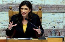 Κωνσταντοπούλου: Ψευδείς οι καταγγελίες Καμμένου