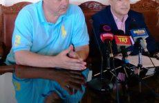 Σύσκεψη στην Περιφέρεια Θεσσαλίας για τα έργα στο Δήμο Βόλου