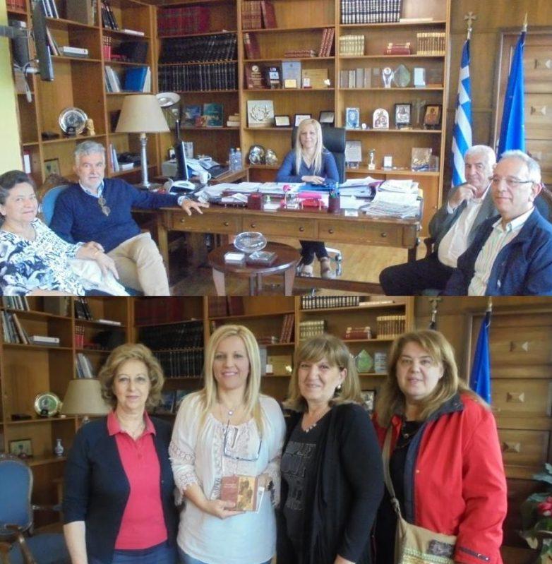 Συνάντηση Κολυνδρίνη με πολιτιστικούς συλλόγους