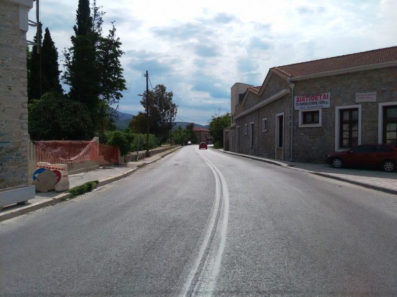 Νέα έργα οδικής ασφάλειας 2 εκ. ευρώ ξεκινούν από την Περιφέρεια Θεσσαλίας στο Πήλιο