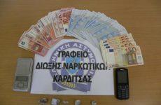 Συνελήφθησαν τρεις στην Καρδίτσα για κατοχή και εμπορία ηρωίνης