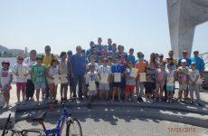 Παιδικούς ποδηλατικούς αγώνες διοργάνωσε η Λέσχη Ειδικών Δυνάμεων