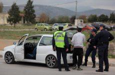 Παραβάσεις του ΚΟΚ  στη Θεσσαλία