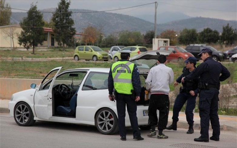 Στοχευμένοι αστυνομικοί έλεγχοι στη Θεσσαλία