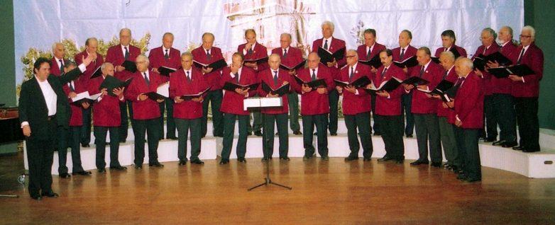 Συναυλία με την Δημοτική ανδρική Απολλώνειο χορωδία Ν.Ιωνίας