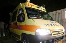 Αυτοκίνητο παρέσυρε και τραυμάτισε θανάσιμα επτάχρονη στην Κάτω Αχαΐα