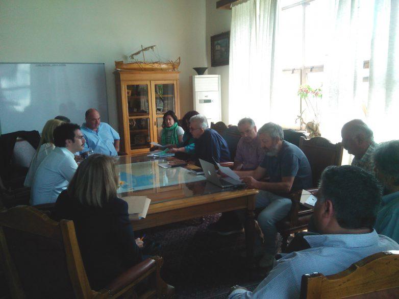 Η πορεία των έργων που υλοποιούνται μέσω του ΕΣΠΑ Θεσσαλίας στο δήμο Βόλου