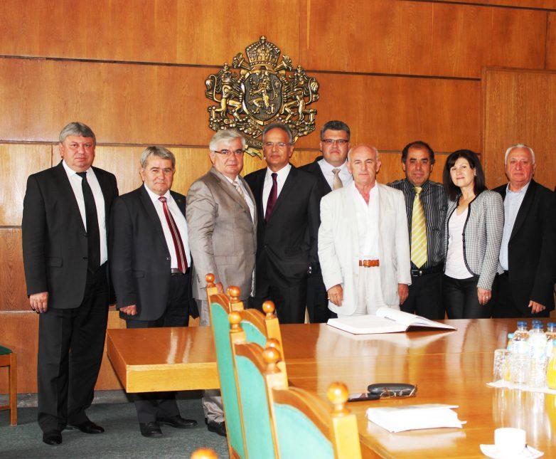 Συνεργασία με Βαλκανικές πόλεις προωθεί το Επιμελητήριο Μαγνησίας