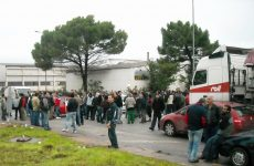 Αρχίζουν κινητοποιήσεις για τα δεδουλευμένα οι εργαζόμενοι στον Κιολεΐδη