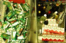 Άλλη μια αποθήκη με λαθραία ποτά  στο Στεφανοβίκειο