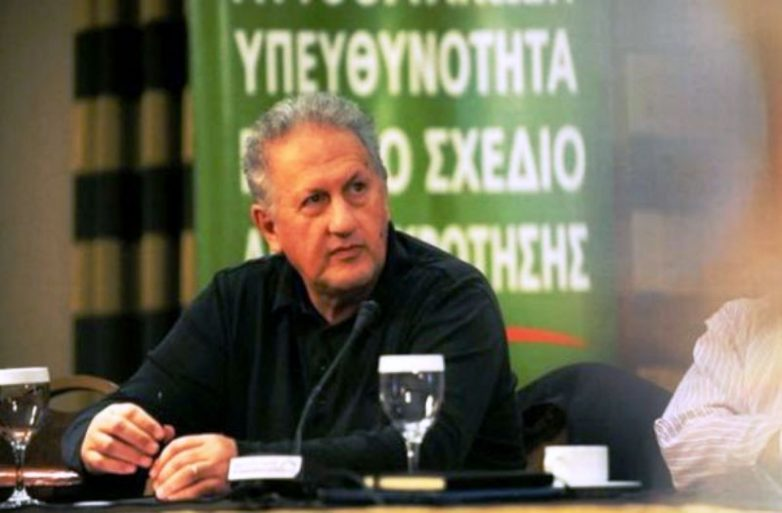 Στις προσυνεδριακές εργασίες του ΠΑΣΟΚ στη Μαγνησία, ο Κώστας Σκανδαλίδης