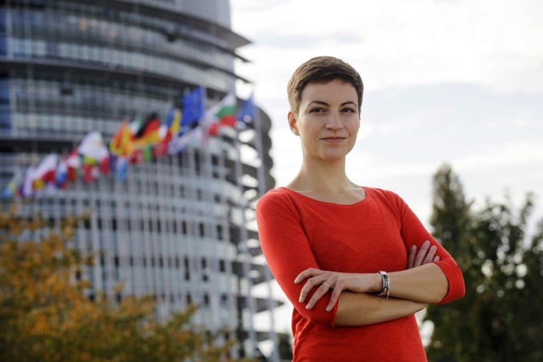 Πρωτομαγιά με την Ευρωβουλευτή των Πράσινων Σκα Κέλλερ