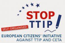 Εκδήλωση για  την TTIP από το Ινστιτούτο Νίκος Πουλαντζάς και το Πράσινο Ινστιτούτο