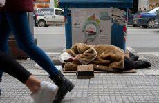 Ελληνες οι περισσότεροι άστεγοι της Αθήνας