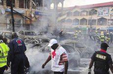 Πολύνεκρη έκρηξη σε τέμενος της Νιγηρίας