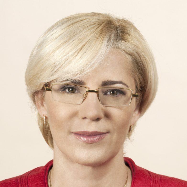 Επίσκεψη της επιτρόπου της ΕΕ   Corina CREŢU