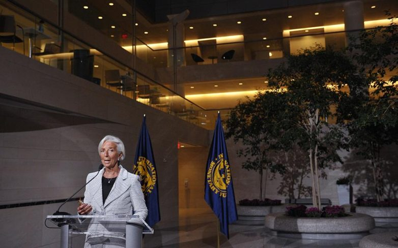 ΔΝΤ: Δε μιλάμε για διαγραφή χρέους