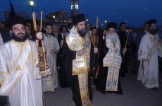 Ο Μητροπολίτης Σερρών στην πανήγυρη του Αγίου Κωνσταντίνου στο Βόλο