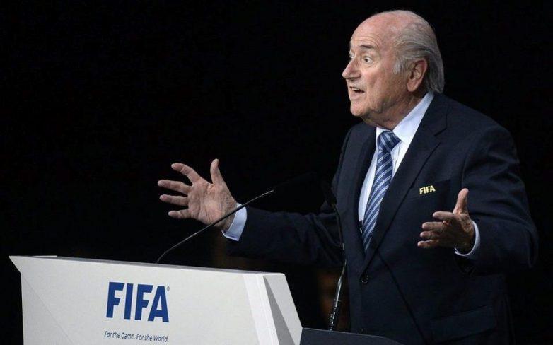 Νίκη Μπλάτερ στις εκλογές της FIFA