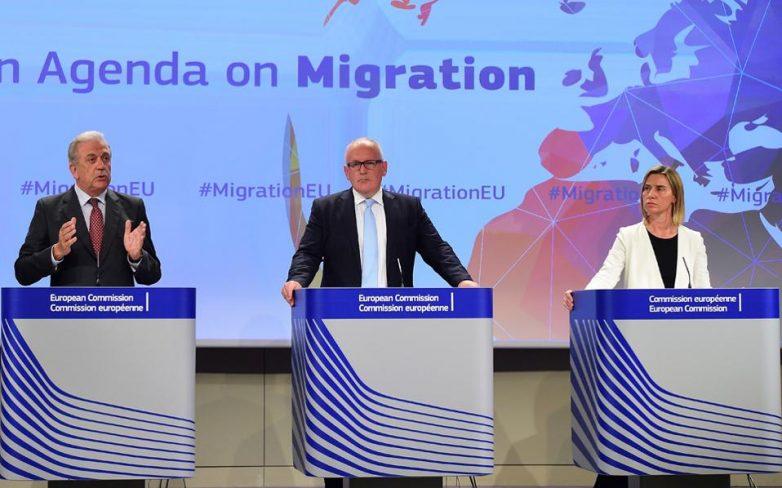 Σχέδιο για το μεταναστευτικό βάσει ελληνικής πρότασης