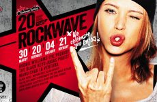 Είκοσι χρόνια Rockwave Festival με μουσική πανδαισία