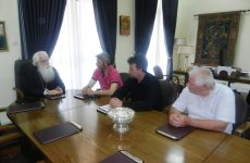 Συνάντηση κ. Ιγνατίου με το Δ.Σ. της Ο.Ε.Β.Ε.Μ.