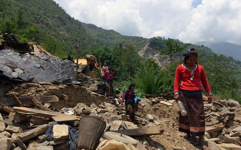 Νέος σεισμός 7,4 Ρίχτερ στο Νεπάλ-Τουλάχιστον 50 νεκροί