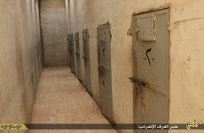 Ανατίναξε τις φυλακές της Παλμύρας το Ισλαμικό Κράτος
