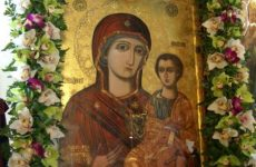 Η Προστάτιδα του Βλαχόφωνου Ελληνισμού, Παναγία Γραμμουστιανή, στην Ανάληψη