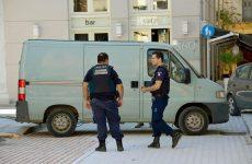 Ένοπλη ληστεία με ομηρία σε τράπεζα της Λάρισας