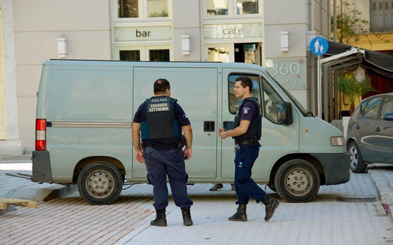 Σύλληψη Λαρισαίου φυγόποινου