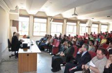 Στην Ανωτάτη Εκκλησιαστική Ακαδημία Θεσσαλονίκης ο Μητροπολίτης Δημητριάδος
