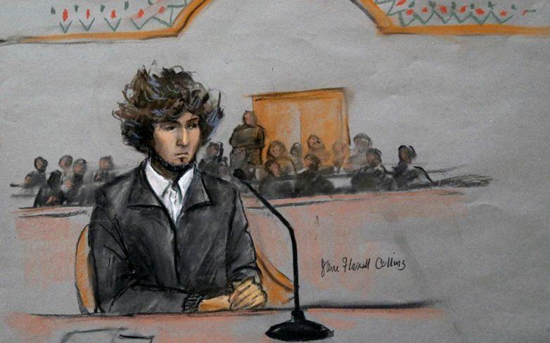 Θανατική ποινή για τον βομβιστή του μαραθωνίου της Βοστώνης
