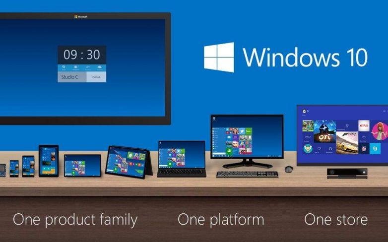 Microsoft:1 δισεκατομμύριο συσκευές με Windows 10 μέχρι το 2018