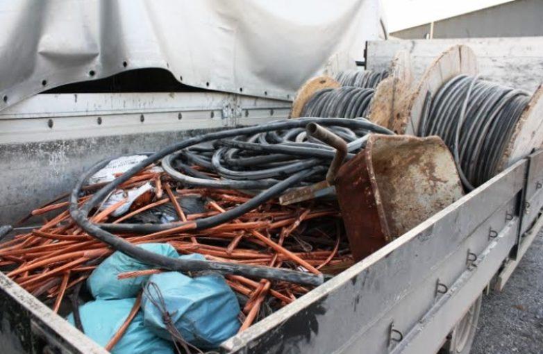 Βούλγαρος έκλεψε 110 κιλά χαλκού από μονάδα ανακύκλωσης!
