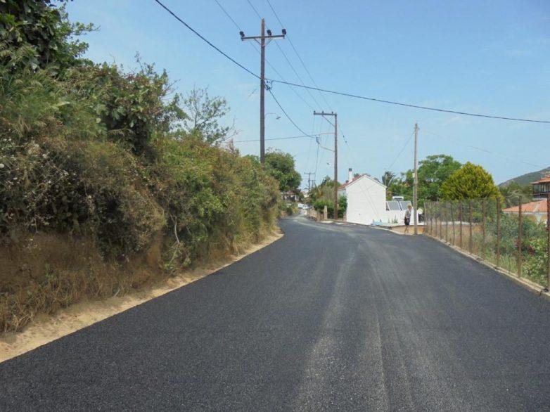 Ασφαλτικά, τεχνικές εργασίες και εργασίες αποκατάστασης ζημιών στο οδόστρωμα  της Μαγνησίας