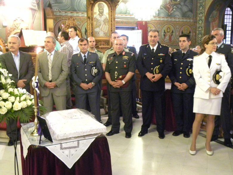 Γιορτάστηκε η Ημέρα Τιμής των Αποστράτων της Ελληνικής Αστυνομίας