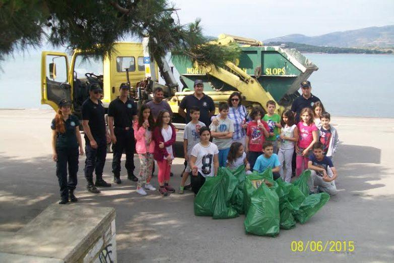 Ολοκληρώθηκαν  οι εκδηλώσεις  Δήμου Βόλου για τον εορτασμό της Παγκόσμιας Ημέρας Περιβάλλοντος