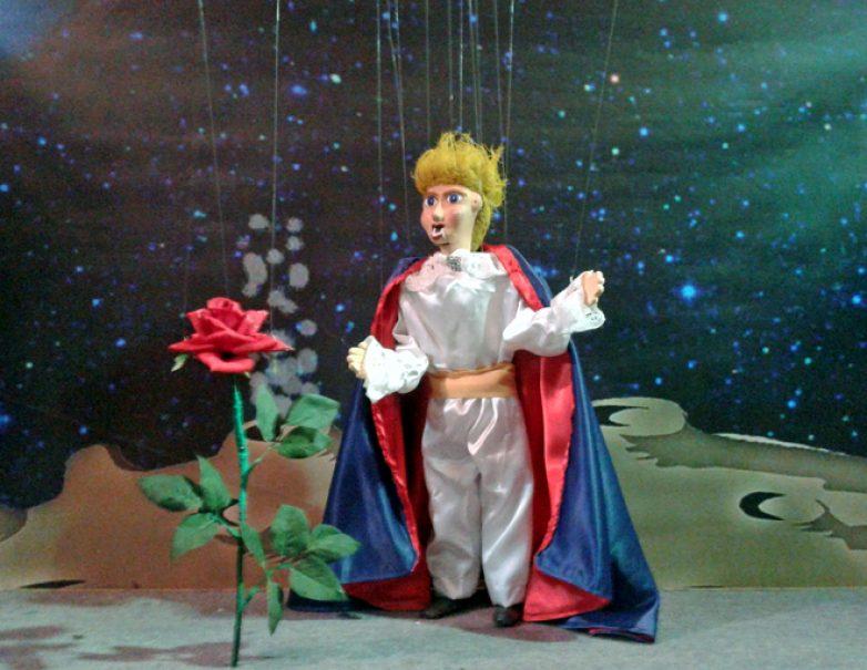 """Η ιστορία του """"Μικρού Πρίγκιπα""""αύριο στο Θερινό Δημοτικό Θέατρο Βόλου"""