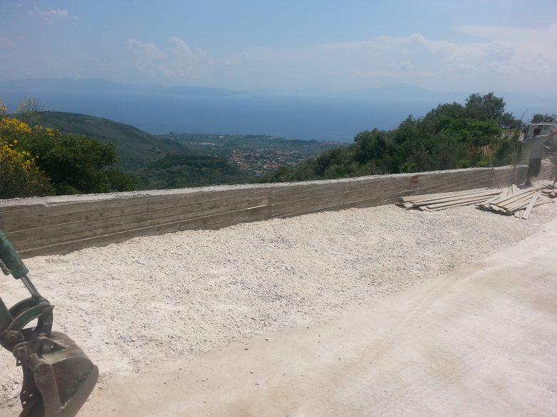 Ολοκληρώθηκαν οι εργασίες καθαίρεσης βράχων στην   Χρυσή Ακτή Παναγιάς