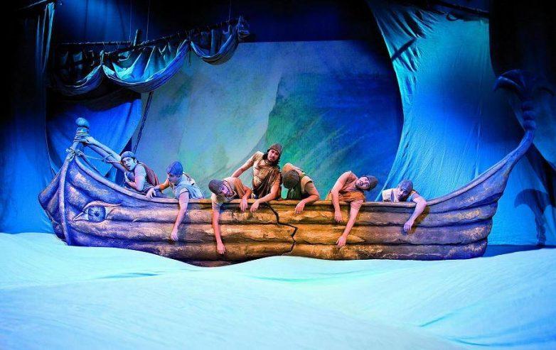 Παιδική θεατρική παράσταση και χορευτικά στον Άνω Βόλο