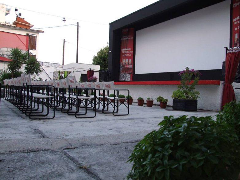 Νέες Ταινίες στο Θερινό Σινεμά Εξωραϊστική Βόλου