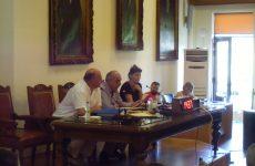 Ένταση στο Δημοτικό Συμβούλιο για το πάρκο του Πανθεσσαλικού